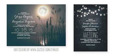 moon wedding invitations moon and wedding invitations need wedding idea