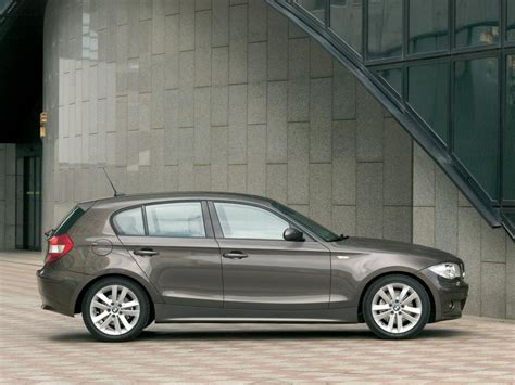 Bmw 1er Autodata by Bmw 1er E87 120d 163 Hp