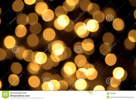 gold spots bokeh background stock photo image