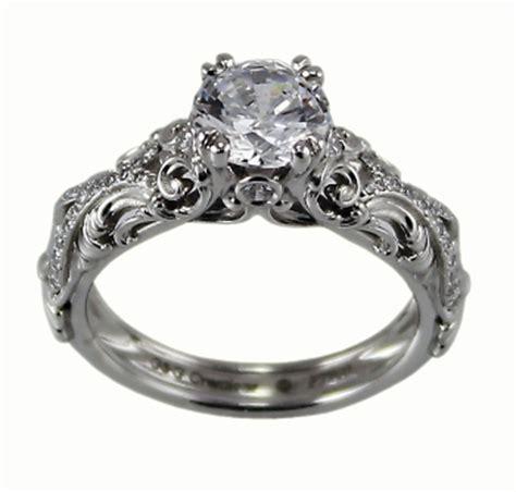 Renaissance Bridal Engagement Ring Collection   Engagement 101