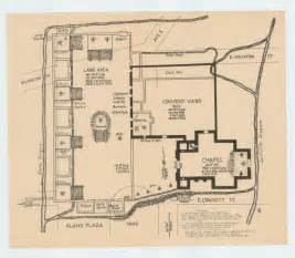 alamo floor plan 1836 quot the alamo quot the portal to texas history