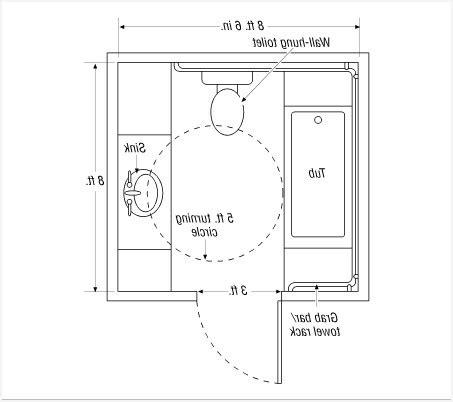 accessible bathroom floor plans handicap accessible bathroom floor plans home flooring ideas