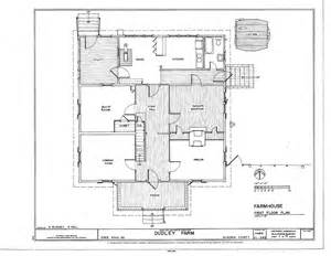 Farmhouse Floorplans by Historic Farmhouse Floor Plans Viewing Gallery