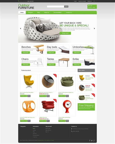 shopify themes store 20 best shopify themes for interior furniture store