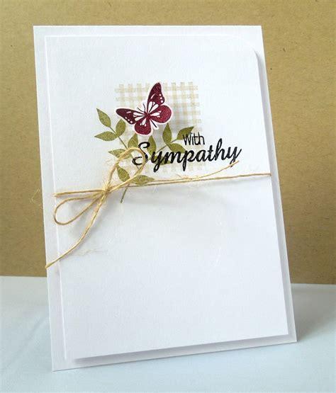 sympathy cards sting a sympathy card