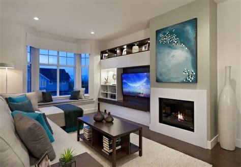 home design idea center salas peque 241 as con chimenea salas con estilo