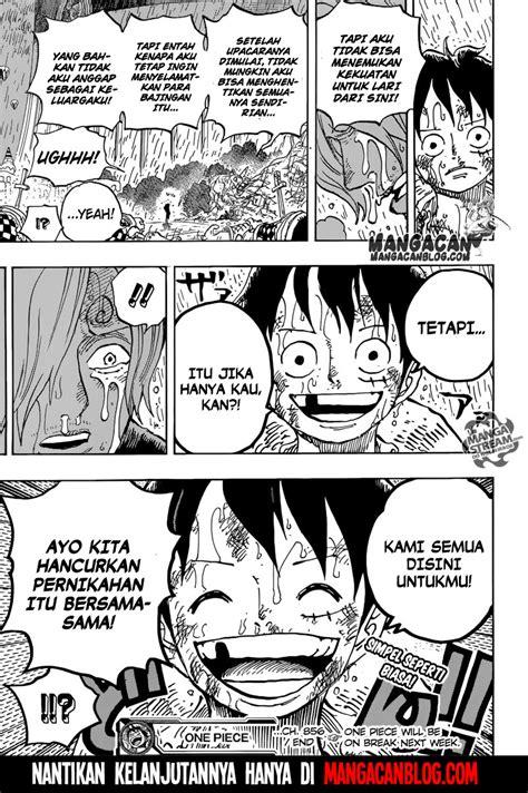 komik one piece 789 hal 1 baca komik manga bahasa one piece 856 indonesia hal 18 terbaru baca manga komik