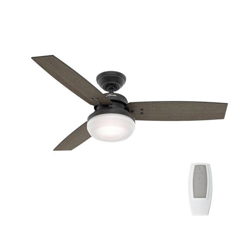 48 ceiling fan with light camino 48 in indoor weathered zinc oak ceiling fan