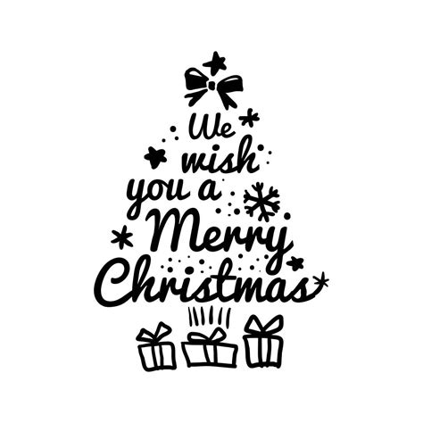 merry christmas graphics svg dxf eps png cdr ai etsy