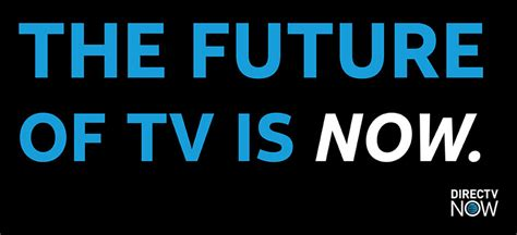 at t unveils directv now service offers free
