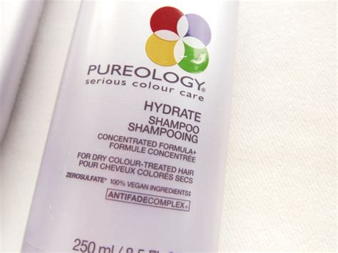Loreal Buys Pureology by L Oreal Pureology Hair Care In Hydrate Vegan Soothing
