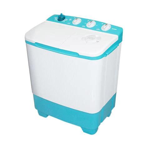 Mesin Cuci Sanken 10 Kg jual sanken tw 8650bu mesin cuci 2 tabung 7 kg harga kualitas terjamin blibli