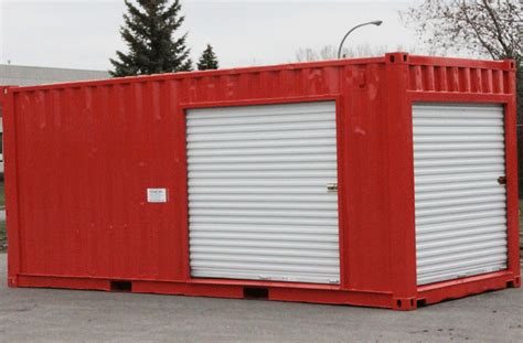 Modified Storage Container by Modified Container Solutions Conterm Containers
