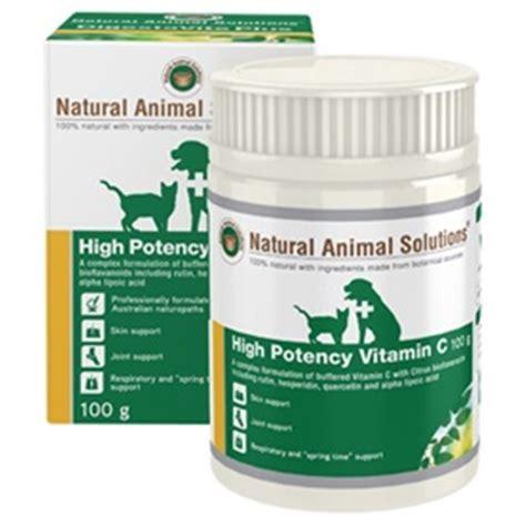high g supplement nas high potency vitamin c 100g