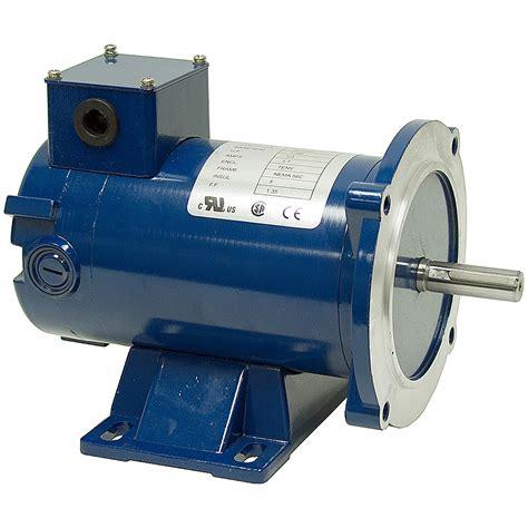 1 3 hp 90 vdc 1750 rpm 56c motor tenv dc motors base