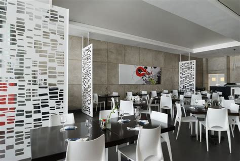 decorative design garnitur adalah yume restaurant lazer cut screens lazer cut panels room