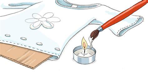 Wachs Entfernen Tischdecke by Kerzenwachs Aus Tischdecke Diy Frhblher In Wachs