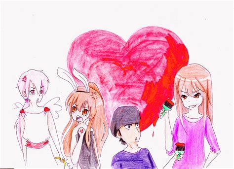 el dia de chu 6077353094 feliz dia del amor y amistad b by gret chu on