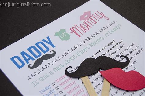 coed baby shower 20 printable baby shower that are to play tip junkie