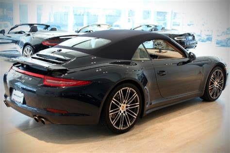 used 2016 porsche 911 4s cabriolet roslyn ny