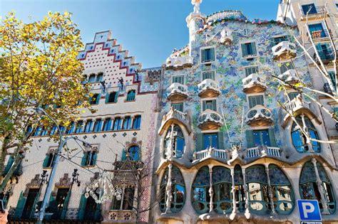 casa batillo pe urmele lui gaudi 48 de ore 238 n barcelona