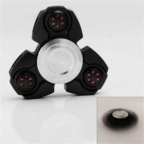 Fidget Spinner Keramik Ceramic Bearing Tri Spinner Toys 1 black aluminum tri spinner fidget spinner focus edc