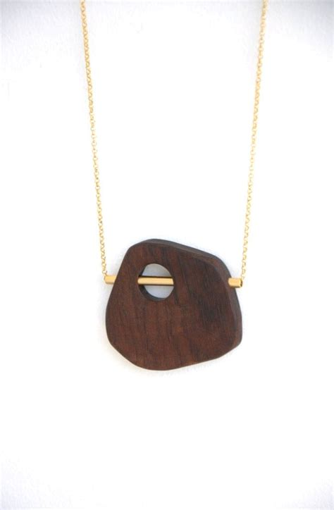 Handmade Wooden Necklaces - 25 best ideas about wood necklace on wooden