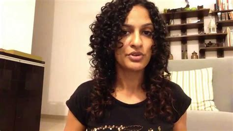 Curly Hairstyles For In India by Indian Curly And Wavy Hair Routine