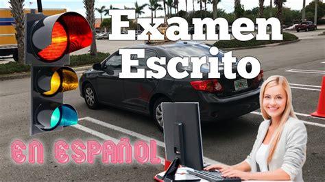 preguntas del dmv para examen de manejo repaso del examen teorico licencia de conducir preguntas