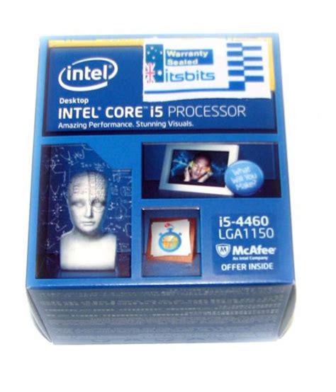 Intel I5 4460 Box Lga 1150 Haswell Refresh intel i5 4460 6m cache up to 3 40 ghz processor