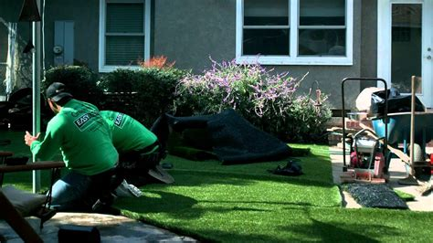 backyard mp3 artificial grass installation dog grass backyard temecula