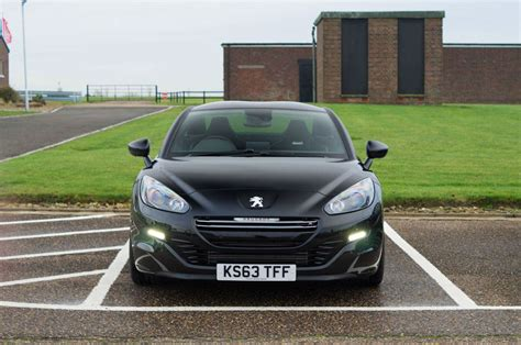 peugeot rcz r black peugeot rcz r review a whole rcz carwitter