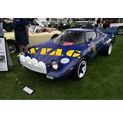 Lancia Stratos Group 4  Chassis 829AR0 001619 Entrant