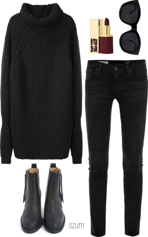 cute casual wintertime outfits styles weekly