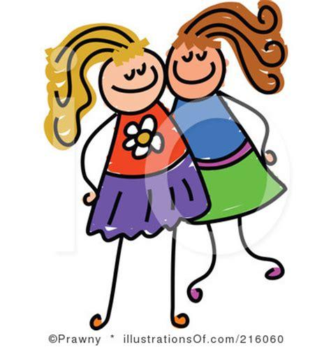 friends clip children friends clipart clipart panda free clipart images