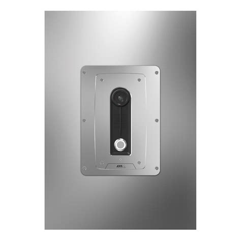 Axis Companion Door Station - axis a8004 ve network door station camcentral systems inc