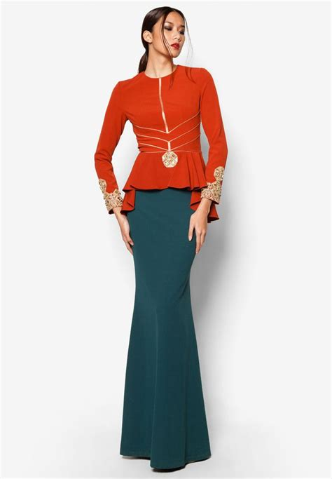 Baju Boneka Dress 4 jovian mandagie for zalora artdeco annmarie dress zalora