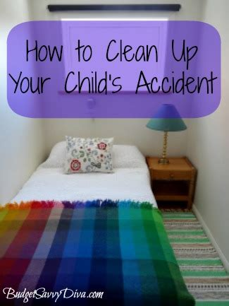 how to clean a wet bed how to clean a mattress after bed wetting how to clean a