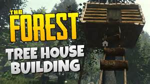 House Builder Simulator tree house building the forest update v0 07 youtube