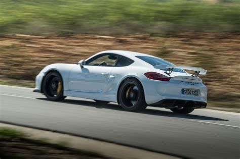 porsche cayman 2015 review porsche cayman gt4 2015 review by car magazine