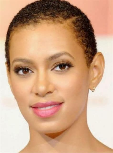 pics of black woman with short natural hair faded and tapered beautiful natural hairstyles for black women glamy hair