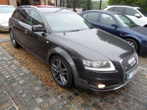 Audi Rs6 Diesel by Audi Allroad 2 7 Tdi Quattro 5dr Tip Auto 4wd Diesel