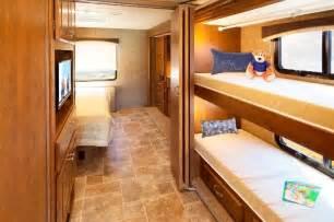 Class A Motorhome With Bunk Beds 2015 Thor Miramar 34 3 Class A Motorhome Roaming Times