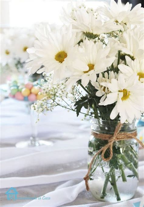 Best 20  Daisy centerpieces ideas on Pinterest   Lemon