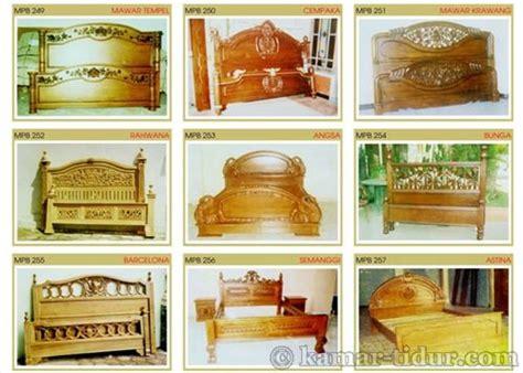 Tempat Tidur Bayi Di Medan by Tempat Tidur Murah Di Medan Mpb 249 257 Furniture Kamar