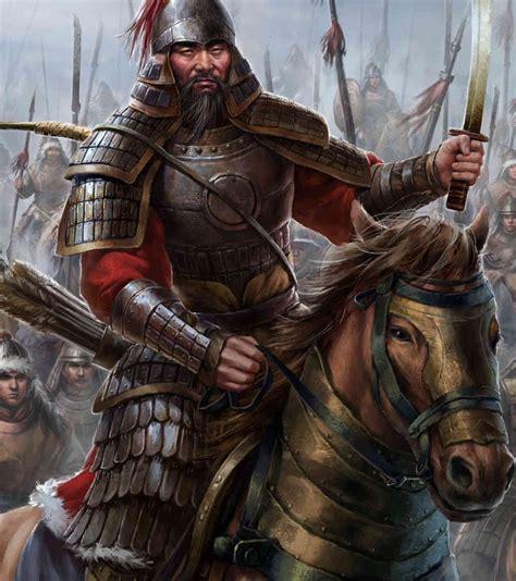 genghis khan otomano hulegu khan mongol war art pinterest cavaleiro