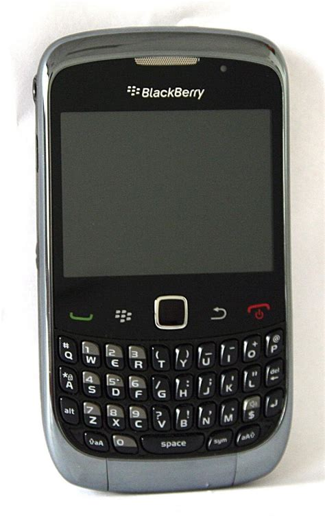 Baterai Blackberry Curve 9300 blackberry curve 9300 ora con connettivit 224 3g a meno di 300 tom s hardware