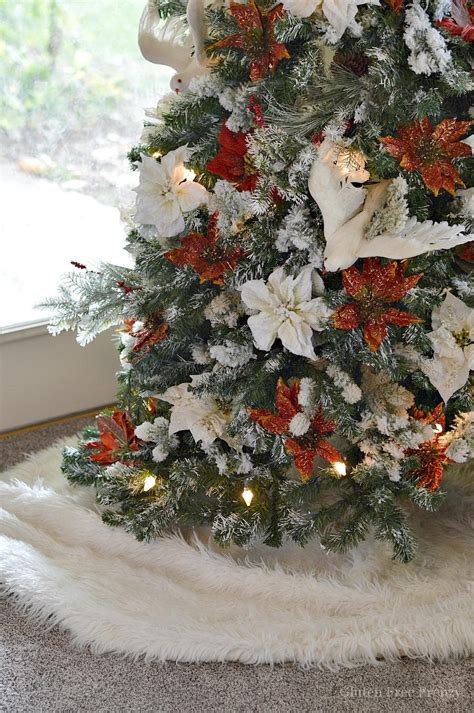 where to put a christmas tree with a fireplace drab to fab tree that can be done on a dime