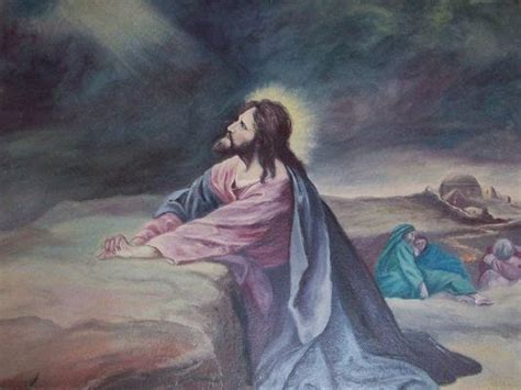 devotional jesus knew prayers importance
