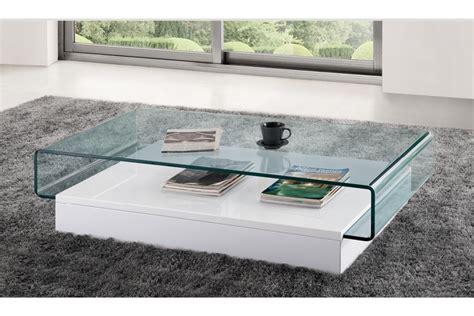 Table De Chevet Pas Cher 474 by Table Basse Salon En Verre Design Design En Image
